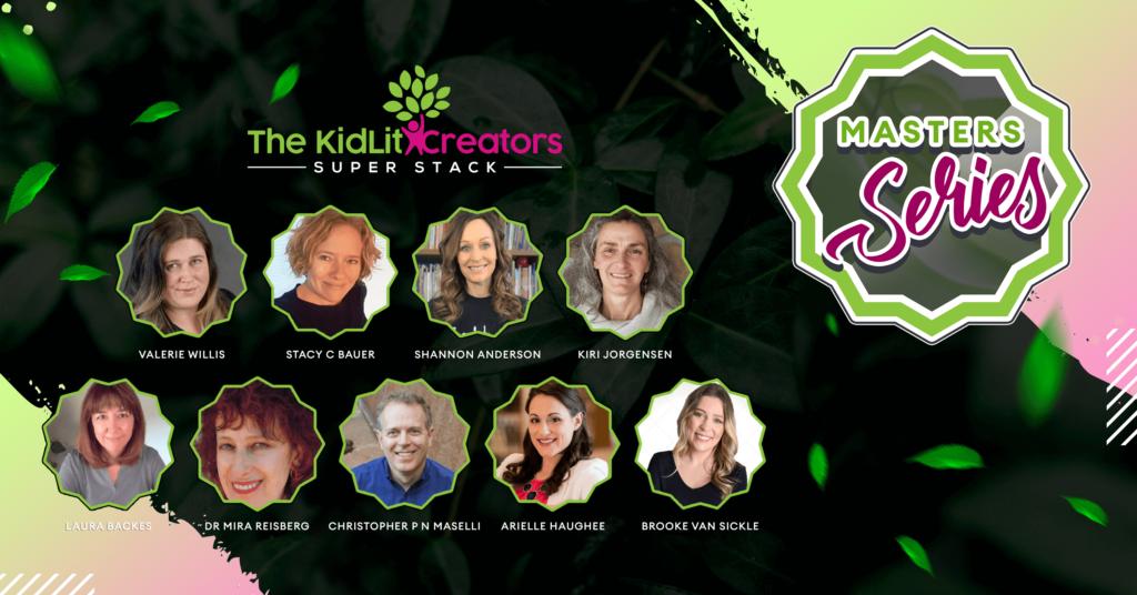 The KidLit Creators Master Series